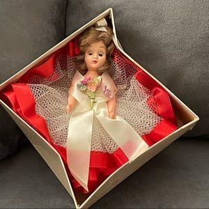 Vintage Brunette Knicker Knocker doll